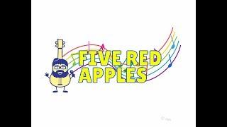 Rabbi B - Five Red Apples