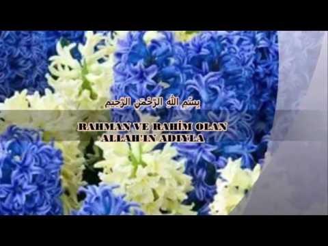 ALLAH'ın bize verdiği nimetlere karşılık neler yapmamız gerekiyor? -Kevser Suresi