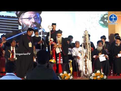 H.H. Joseph Mar Dionesius I - Death Bicentennial Valedictory Meeting at Kunnamkulam