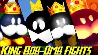 Evolution of King Bobomb Battles (19962016)