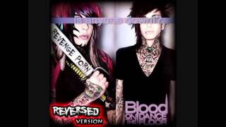 Blood on the dance floor / BOTDF - Revenge porn / Is anyone up (Reversed version) [HD]
