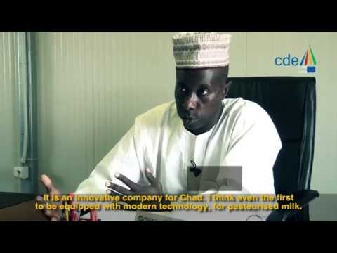 Chad: support programme for agro-food industries in Central Africa - the Artine dairy unit