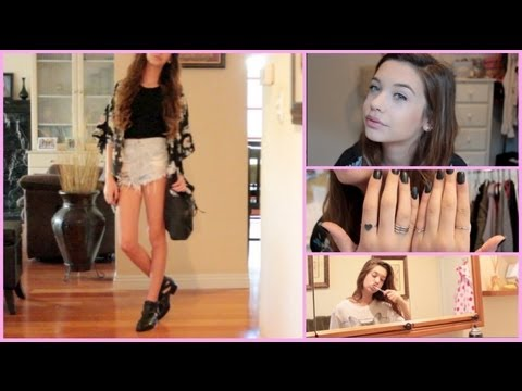 Get Ready with Me: First Day of High School!