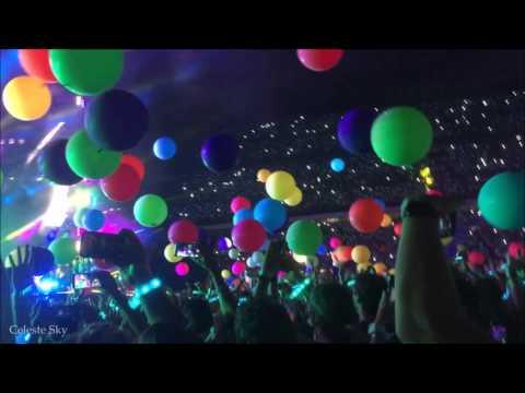 COLDPLAY  MILANO LIVE SAN SIRO 2017 [HD] summary