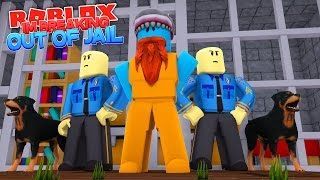 Sono BACK, IN PRISON CON LITTLE ROPO !! Gioco di Sharky Roblox