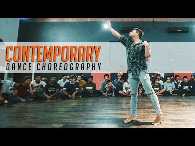 Tu Na Jaane Aas Pass Hai Khuda | Somanath Hotta | Contemporary Dance Choreography | Kings United