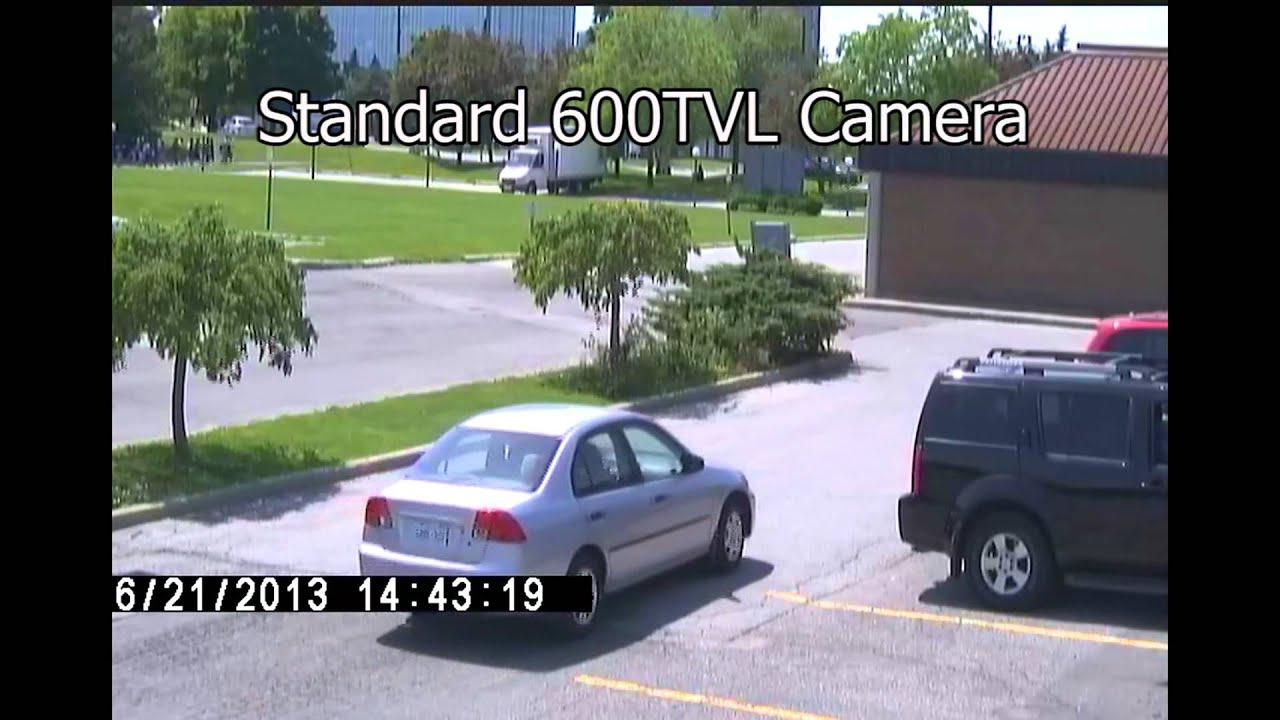 Ndc 2 2mp Hd Camera Vs 600tvl Analog Camera Watch In
