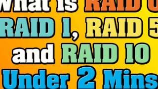What data recovery raid ?