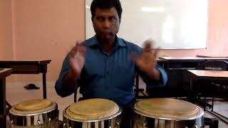 Triple Congo beats by ( Raju Goyal)