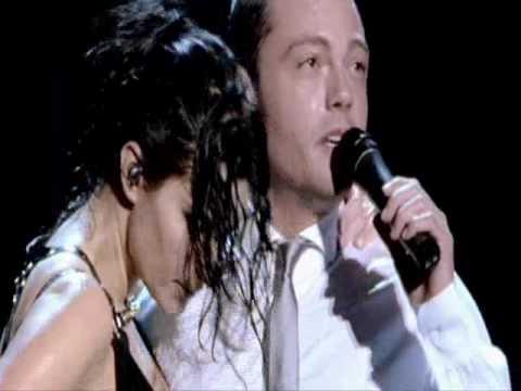 Laura pausini & Tiziano Ferro - Non me lo so spiegare San Siro
