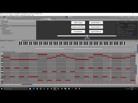 Dynamic tempo/BPM in Unity