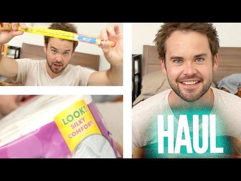 If Guys Made YouTube Videos Like Girls: Shopping!