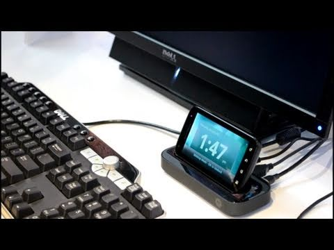 Motorola Atrix 4G First Look
