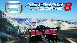 Asphalt 8 Airborne Mod Money