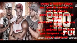 MARIO HART Yo no fui - vídeo lyric