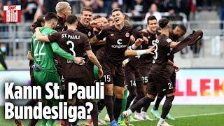 2. Liga: Kurioses Interview mit Corny Littmann | Super 2 – die Kult-Liga