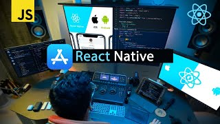 🔴 Let's build an app with REACT NATIVE! (Qazi & Sonny)