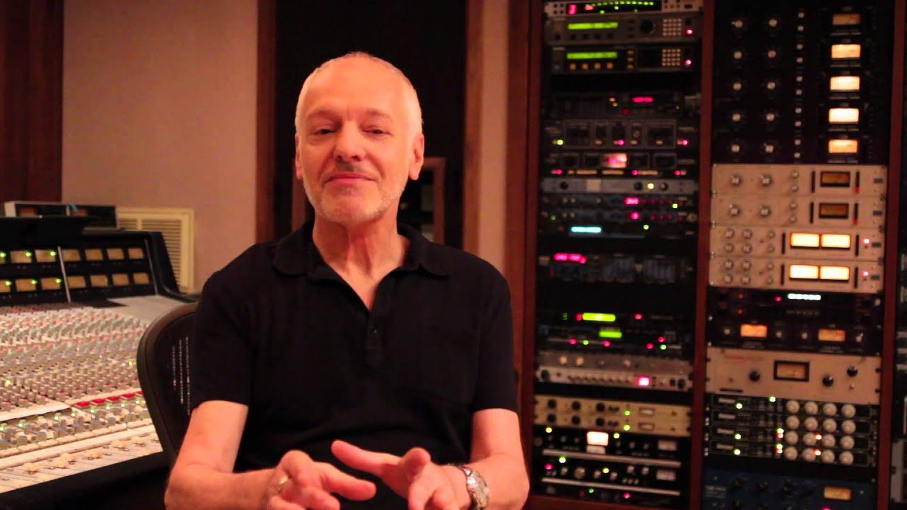 Peter Frampton - Hummingbird In A Box (Behind the Song)