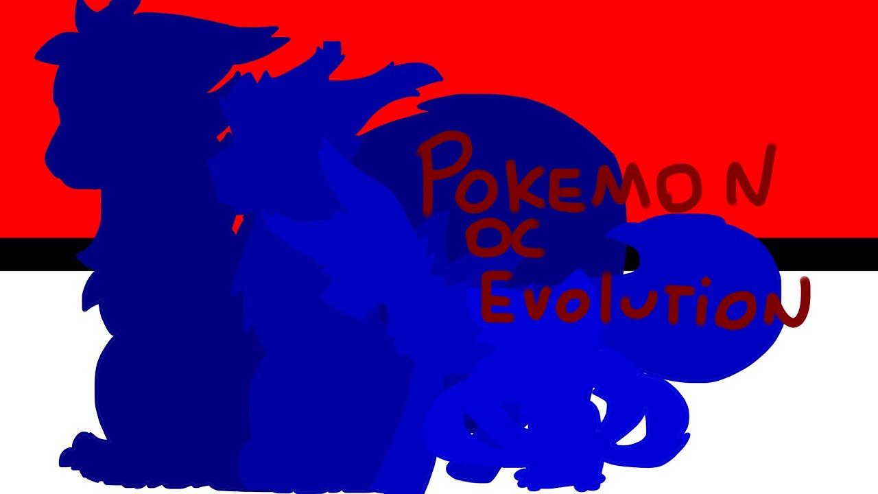 maxresdefault pokemon oc evolution [meme] youtube