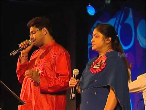 GOPIKA VASANTHAM - Tribute to Ravindran AMRITA TV @ Dubai; 2006