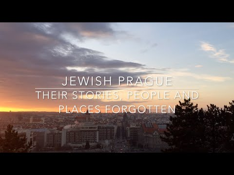 Jewish Prague: Their Stories, People and Places Forgotten