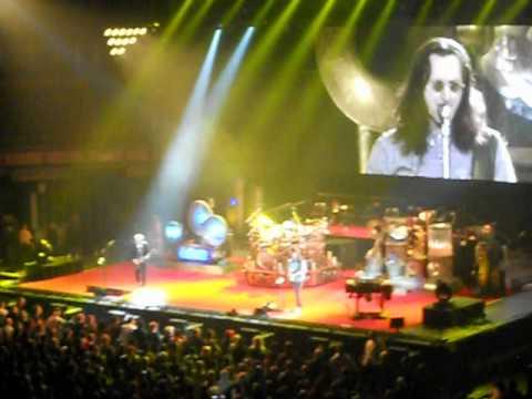 Rush Live in Edmonton! YYZ and The Spirit of Radio!