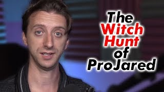 The Witch Hunt of ProJared | The Rewired Soul