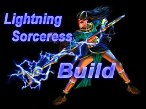 Diablo 2 sorceress build blizzard