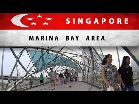 Singapore - Marina Bay Area