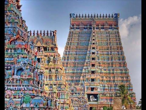 World's largest temple (functioning) | Sri Ranganathaswamy Temple Srirangam