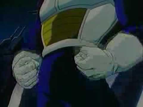 DBZ - Dragon Ball Z - Vegeta - How We Roll (Alvin And The Chipmunks)