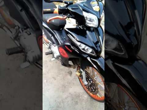 Jad racing pipe yamaha vega force bore 54 owner rogin nachor from cabadbaran city