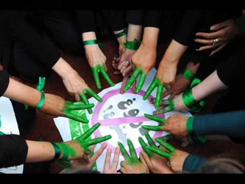 Viva Freedom - Gol e Pooneh - Iran Election, Mir Hossein Mousavi