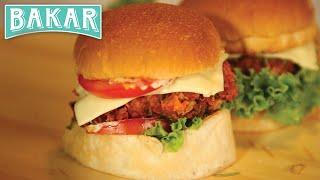 Download lagu #BakarInspirasi -  Burger Daging Bakar!
