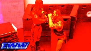 Kane attacks Bray Wyatt and saves The Undertaker: WWE EWW, Dec. 31, 2016