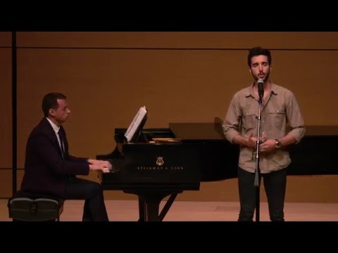 Ryne Nardecchia  In Concert With Andrew Lippa