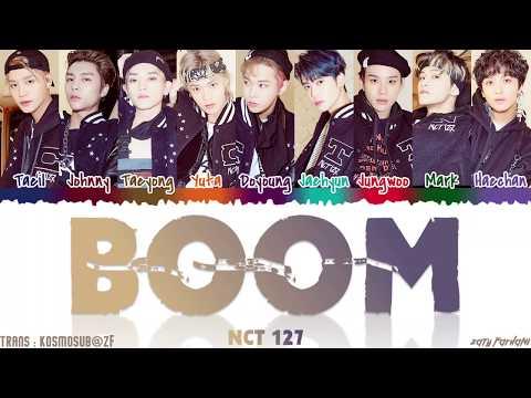 NCT 127 – 꿈 (Boom)