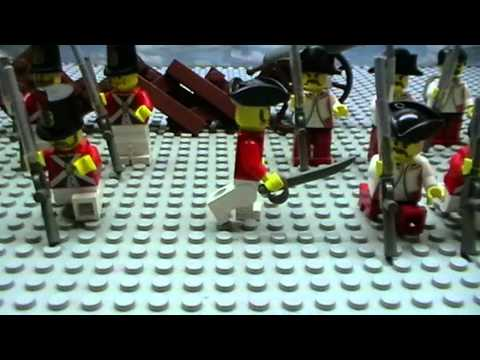 Assassin's Creed 3 E3 Lego Trailer