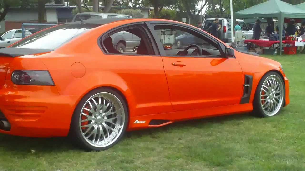 gm pontiac g8 gt coupe concept youtube