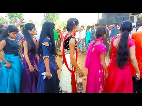 Beautiful Mix Female Adivasi Timli Dance Video  !! Adivasi Dj Hit Song !! New V K Bhuriya Song