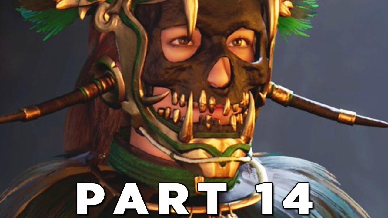 Shadow Of The Tomb Raider Walkthrough Gameplay Part 14 Serpent
