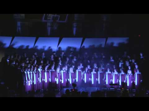 Bismarck High Concert Choir - Styx Medley Pt 1 - HD