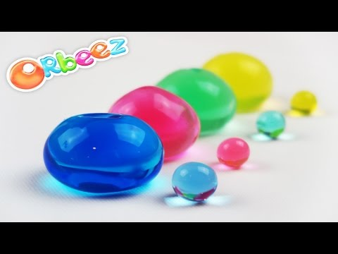 Growing Worlds Largest Orbeez