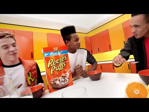 New Reese's Puffs Commercial HD