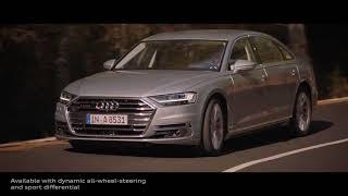 Audi A8 intelligent drive