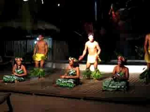 Solomon Islands  Dance