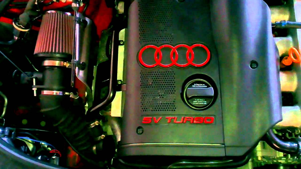 Audi A4 B5 18t With Kn 57i Performance Kit Youtube 2000 Quattro