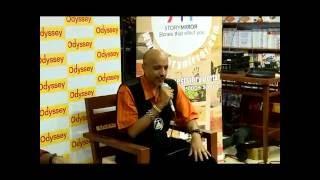 Rap Singer Blaaze & Cartoonist Keshav ji on Vedic Culture - Songs Of The Mist Book Launch