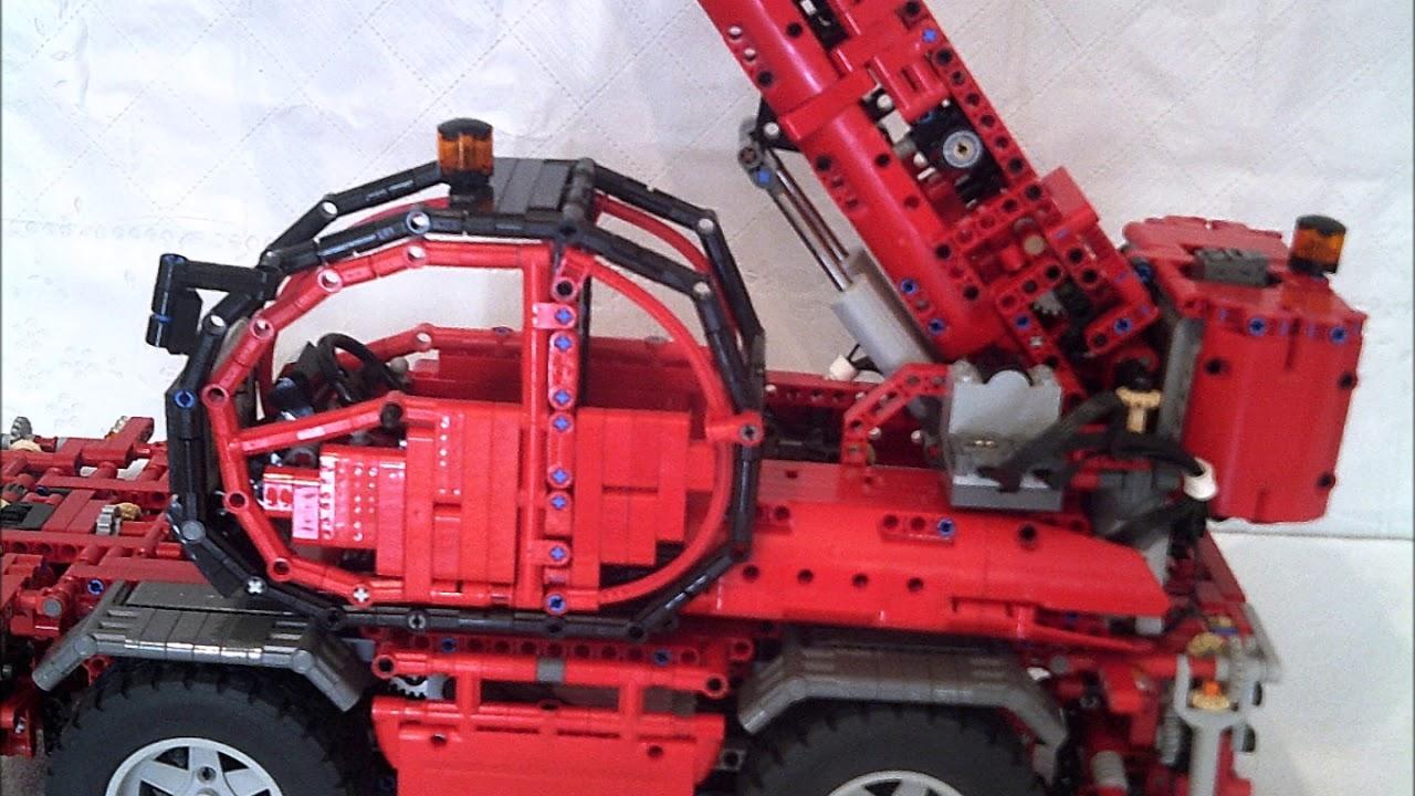 lego technic 42082 1teil vergleichbare lego technic. Black Bedroom Furniture Sets. Home Design Ideas