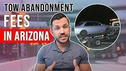 WTW: Tow Abandonment Fees in Arizona